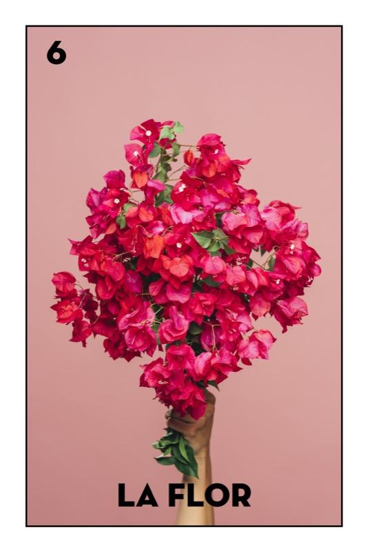 La Flor 06