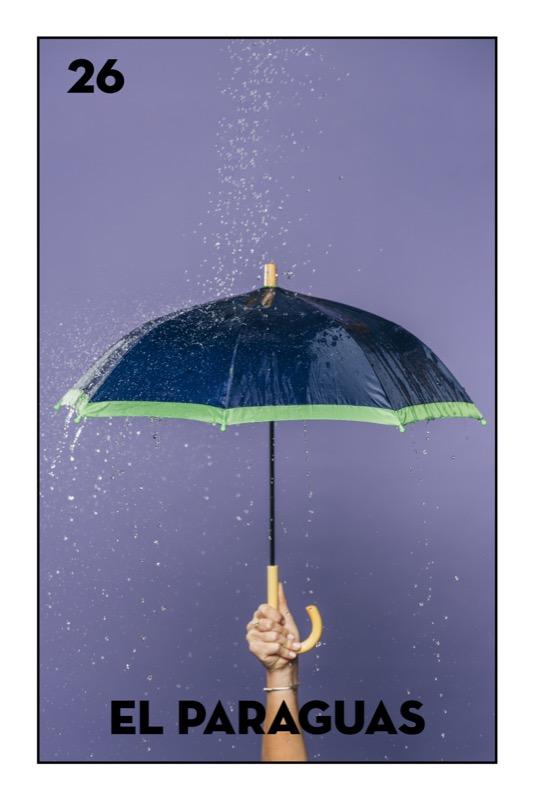 26 La Paraguas