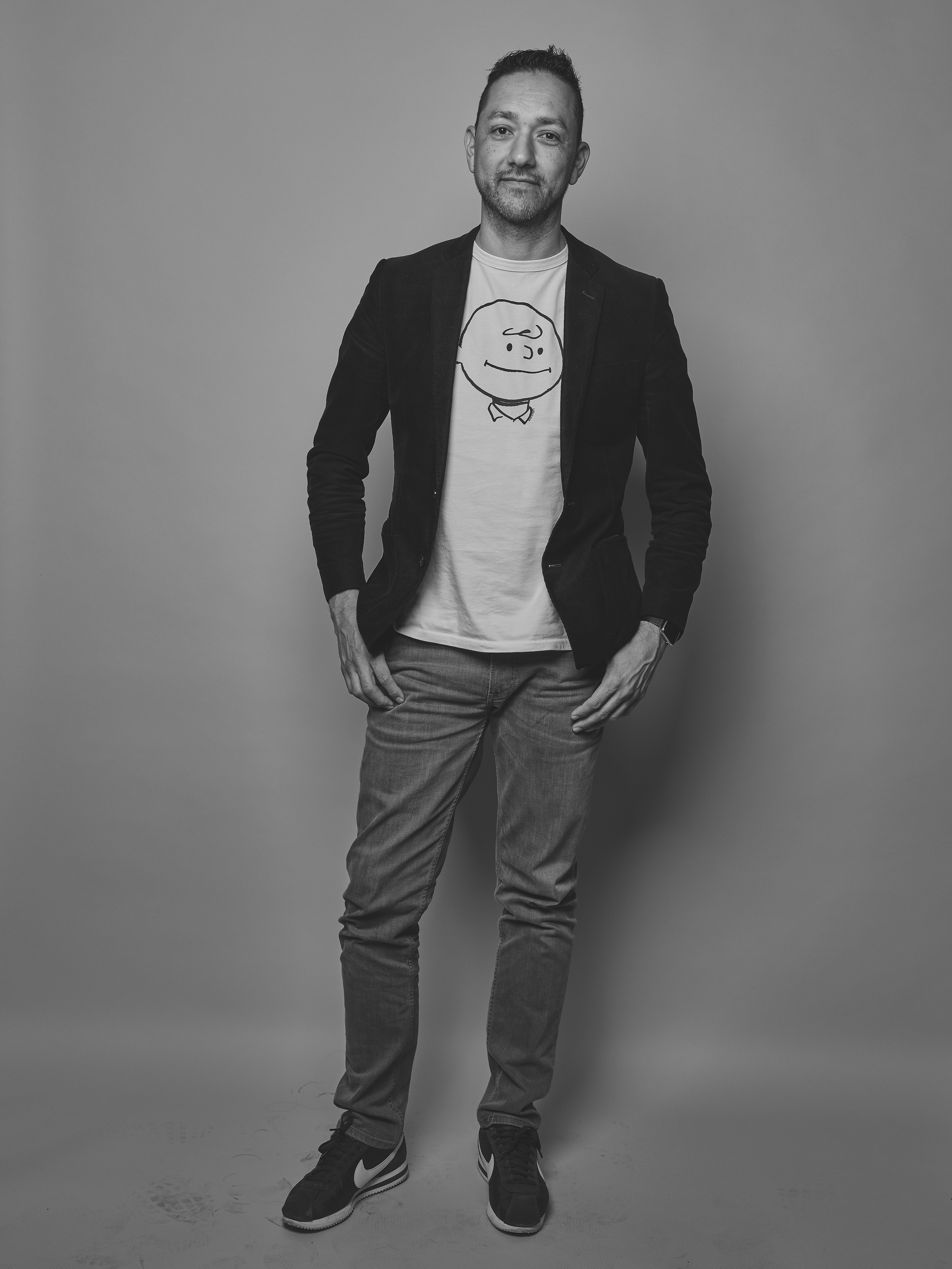 Enrique Meza - Creative Director
