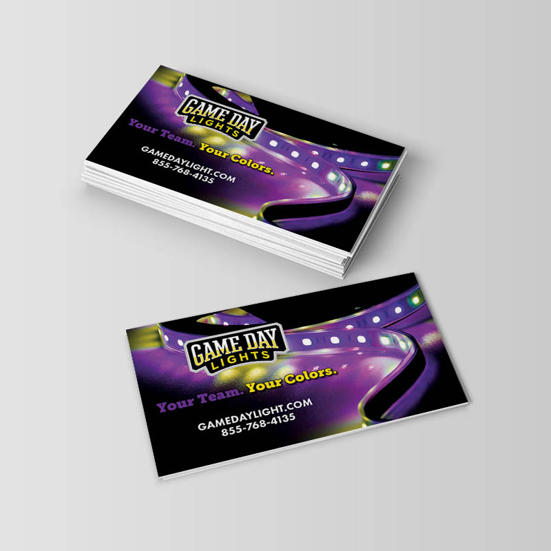 Promotional Business Card