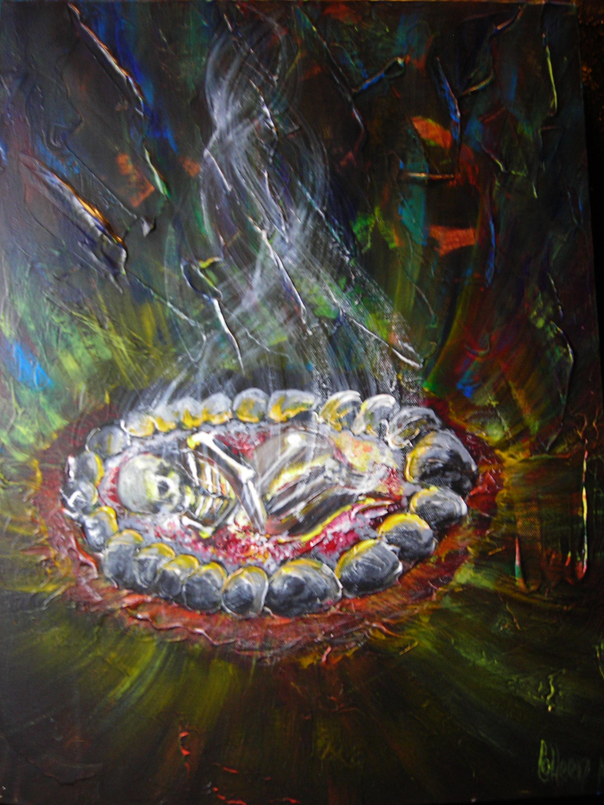 Bone Fire - Die and Be Reborn Again