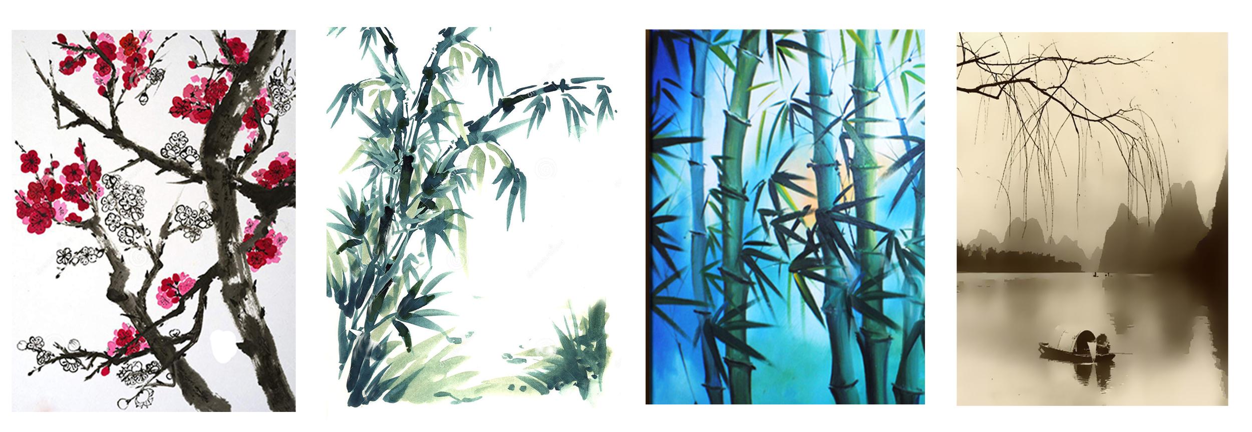 Four Session Asian Art Series! Sept-Dec 2015 @ KABUKI, Glendale Heights, IL