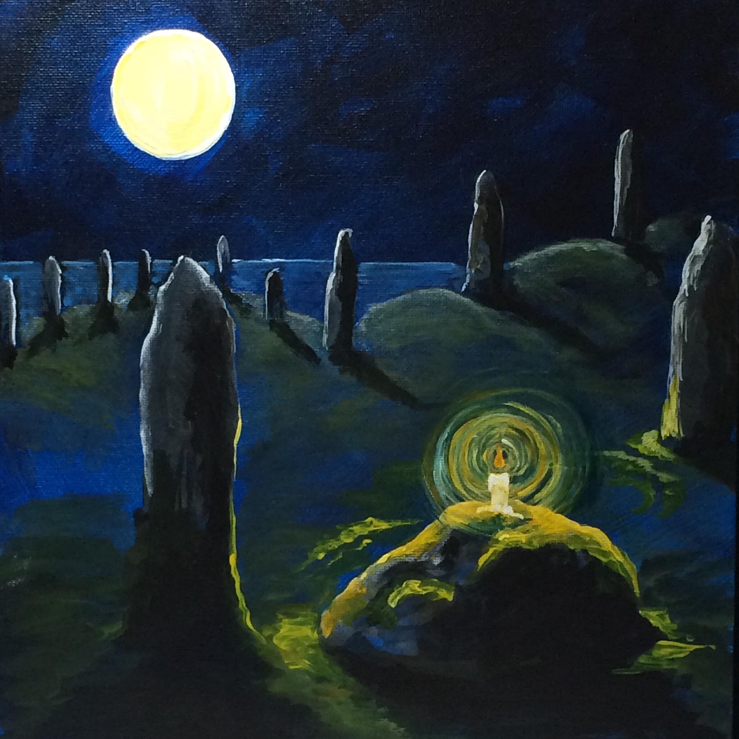 Samhain Vision