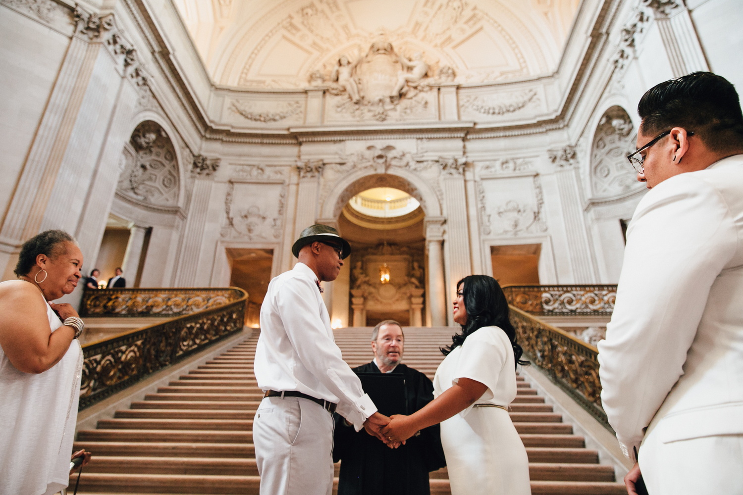 NIC & NIC, san francisco city hall