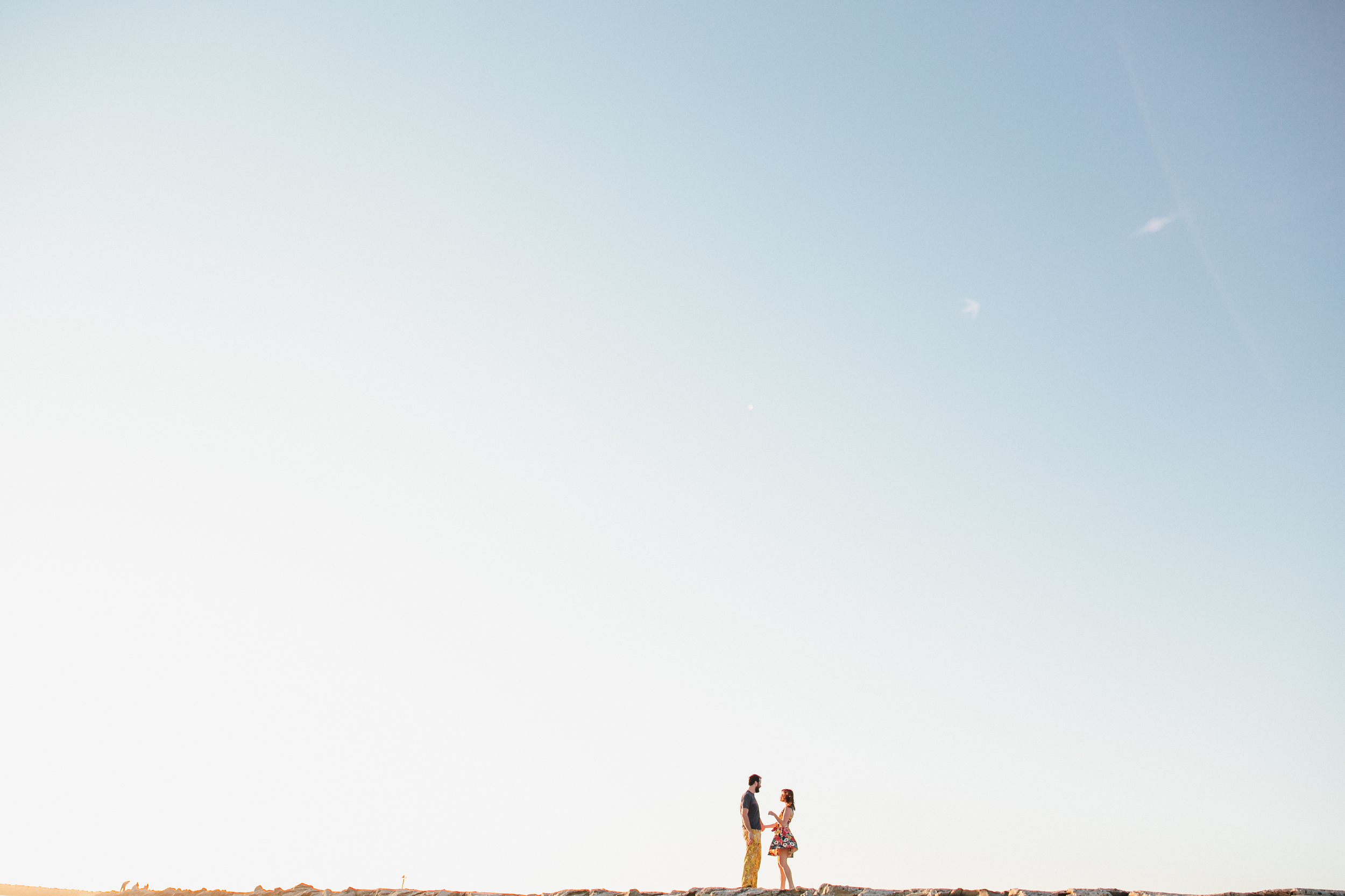 inspiration-los-angeles-beach-engagement-shoot