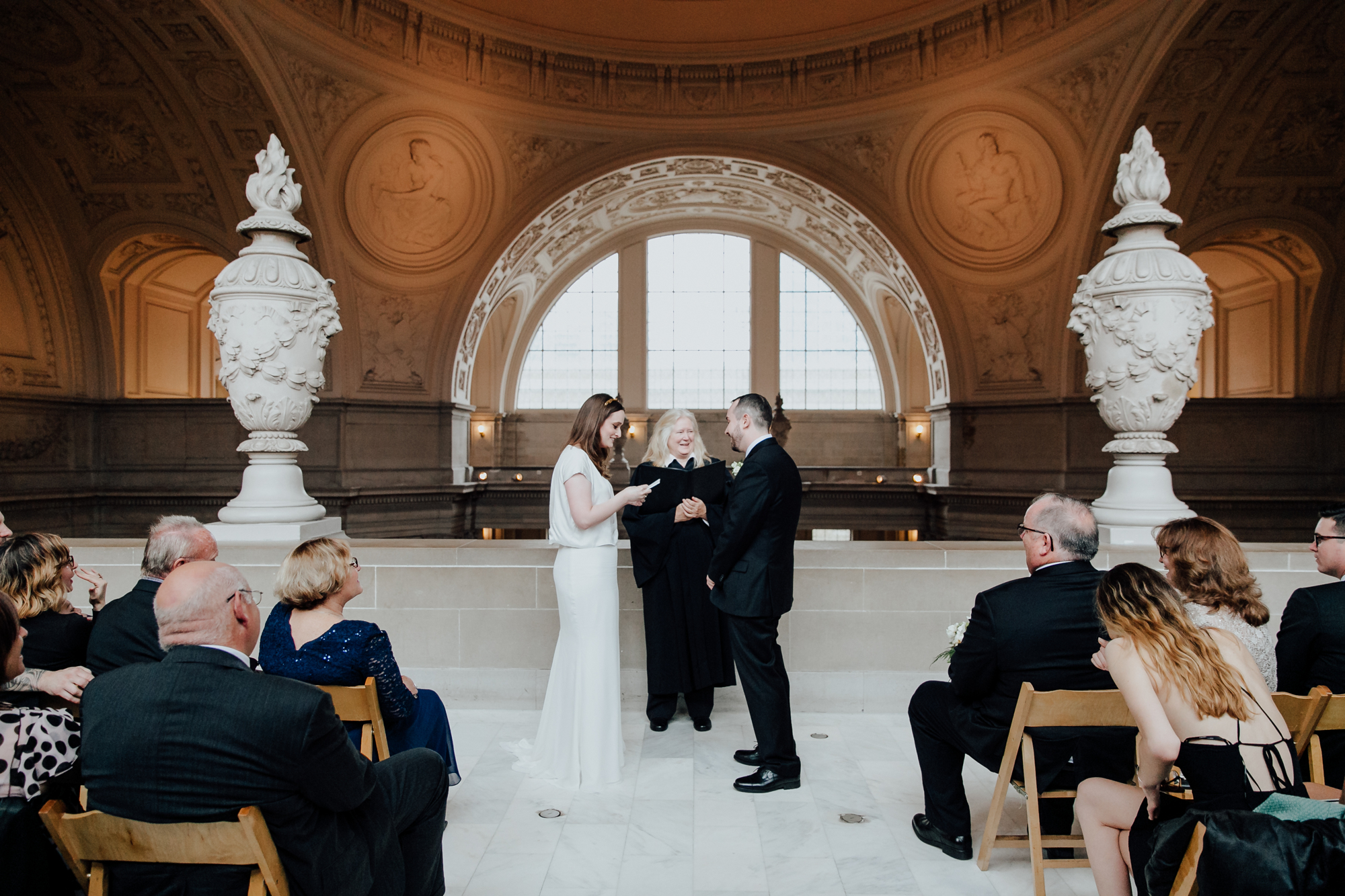 ERIC & LAUREN, san francisco city hall