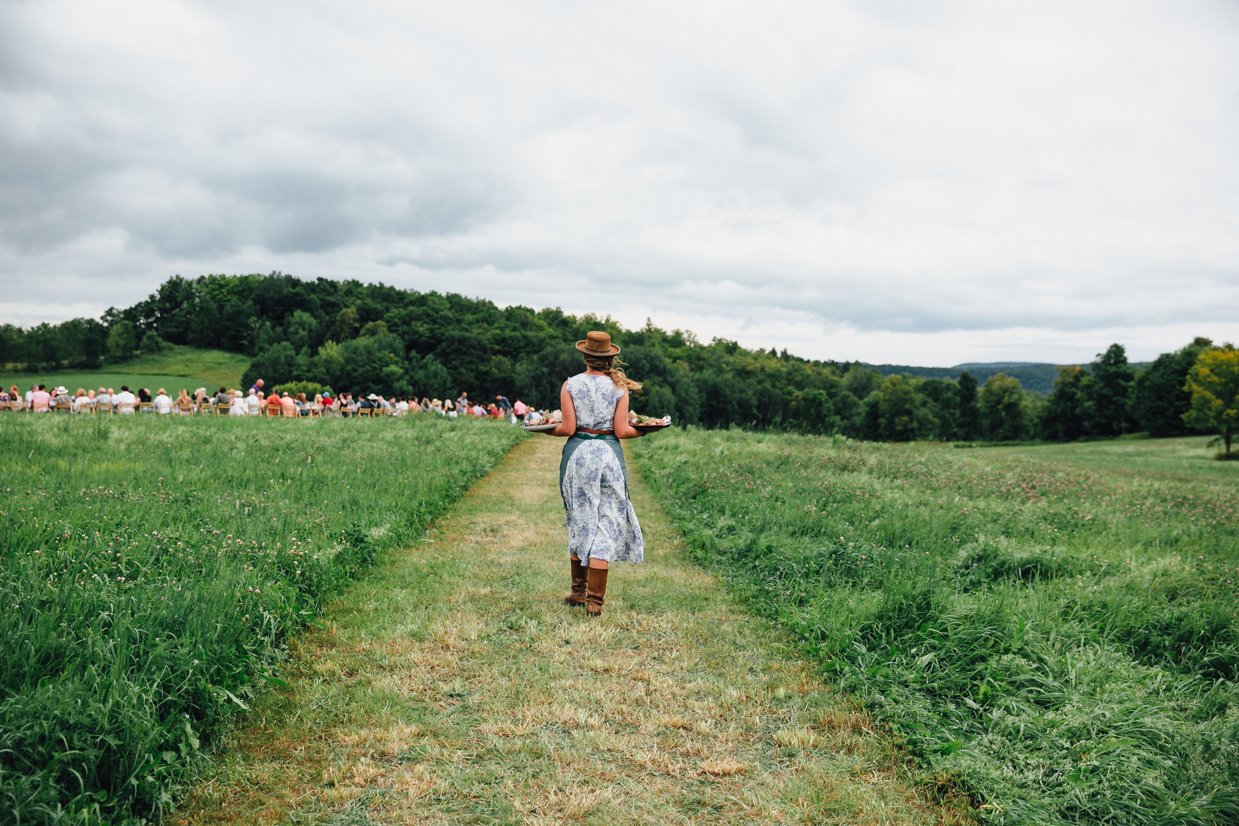 OUTSTANDING IN THE FIELD, sharon springs new york