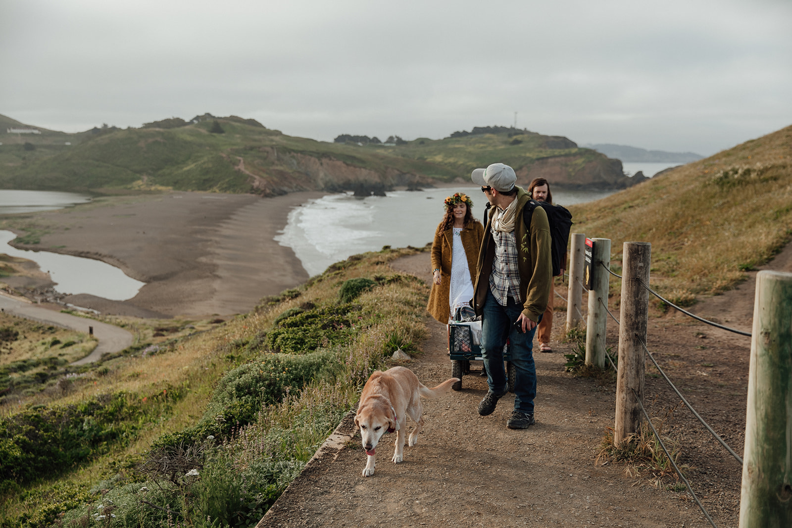 Marin Headlands Elopement
