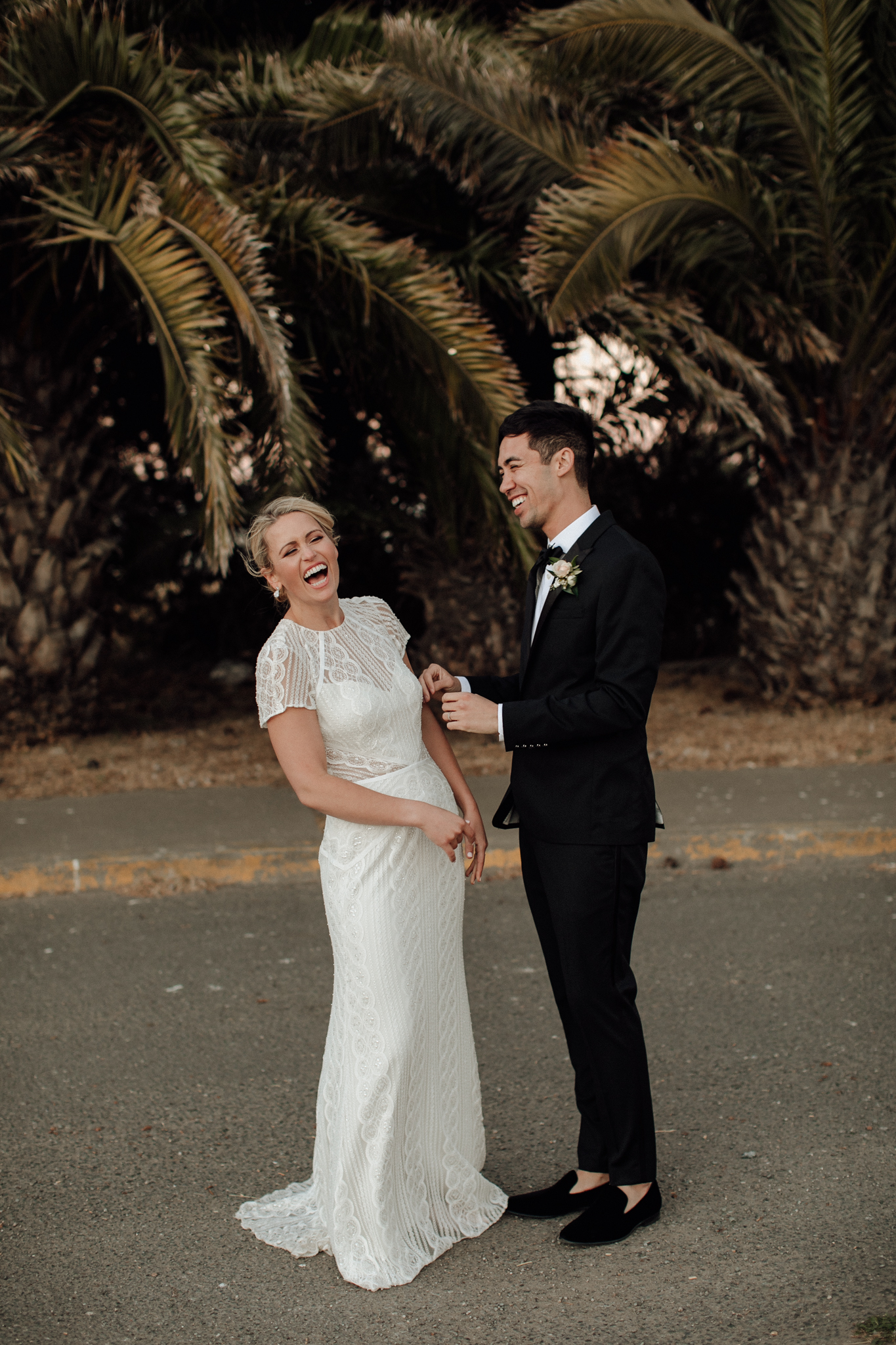 California Documentary Wedding Portraits