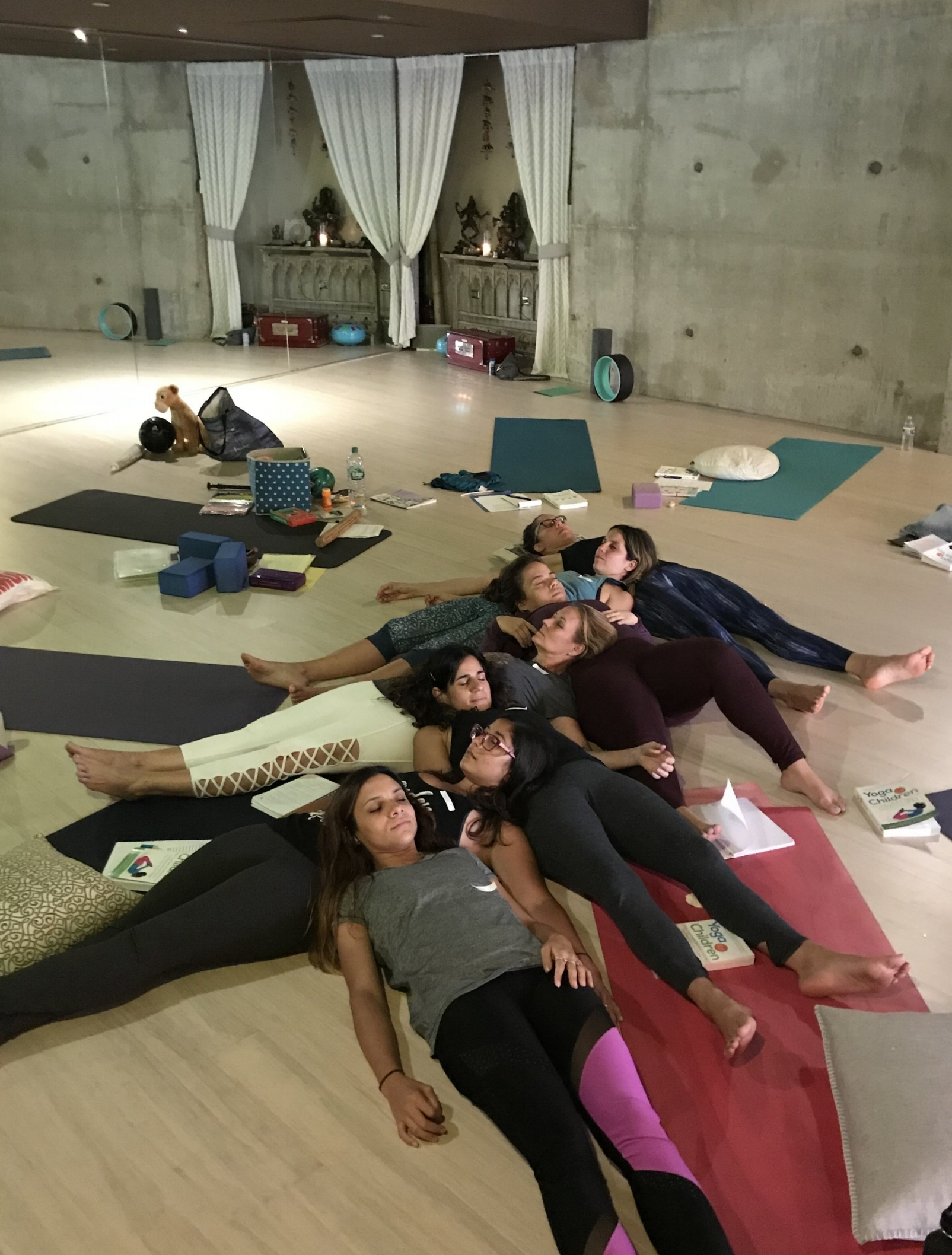 Kids Yoga 20hr TT - con Elisabeth Müller