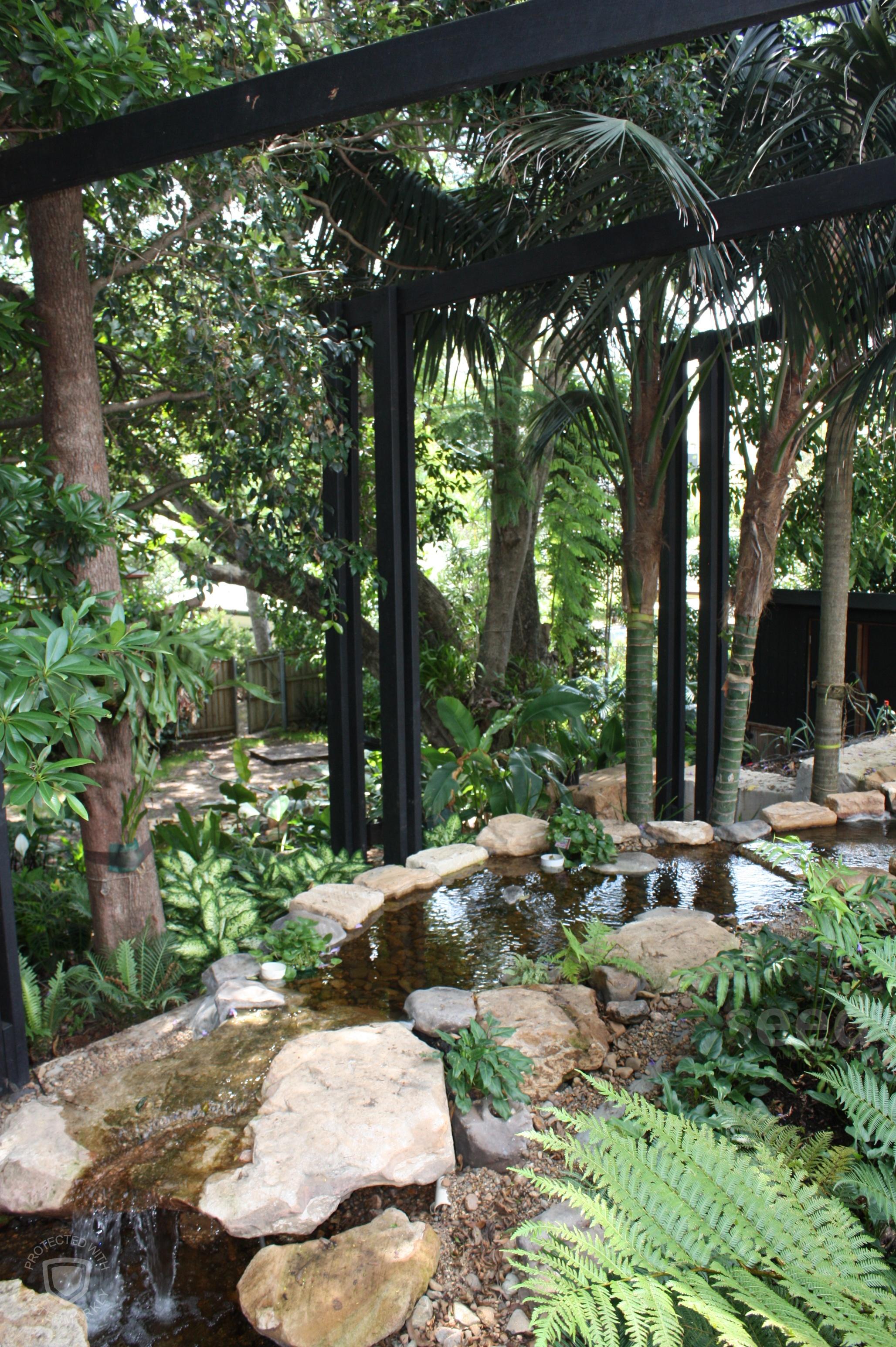 Seed Landscape Design Home