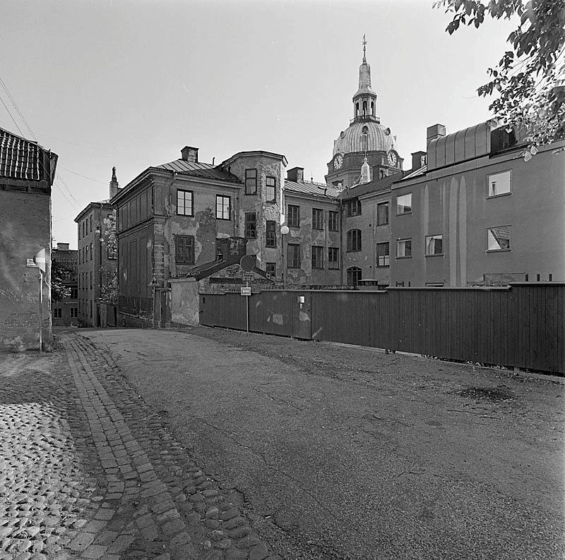 Roddargatan - som den såg ut 1968.