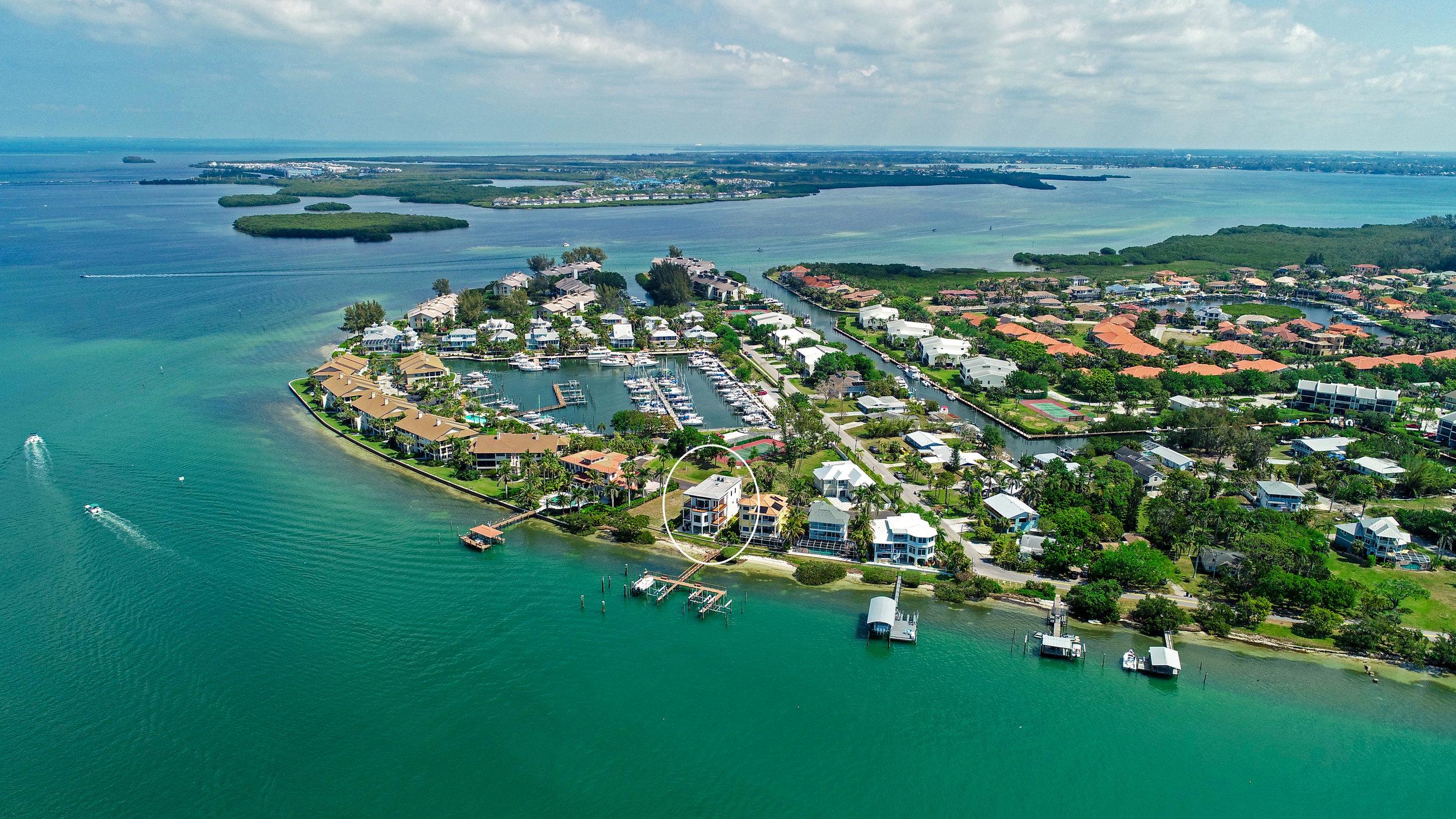 Cortez Waterfront