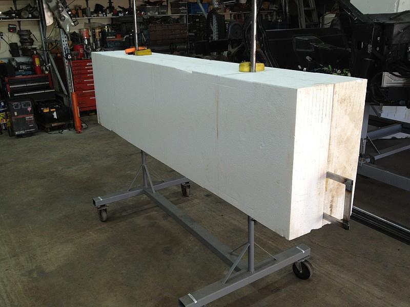 2012-07-11 01 body tooling foam glued to armature.jpg