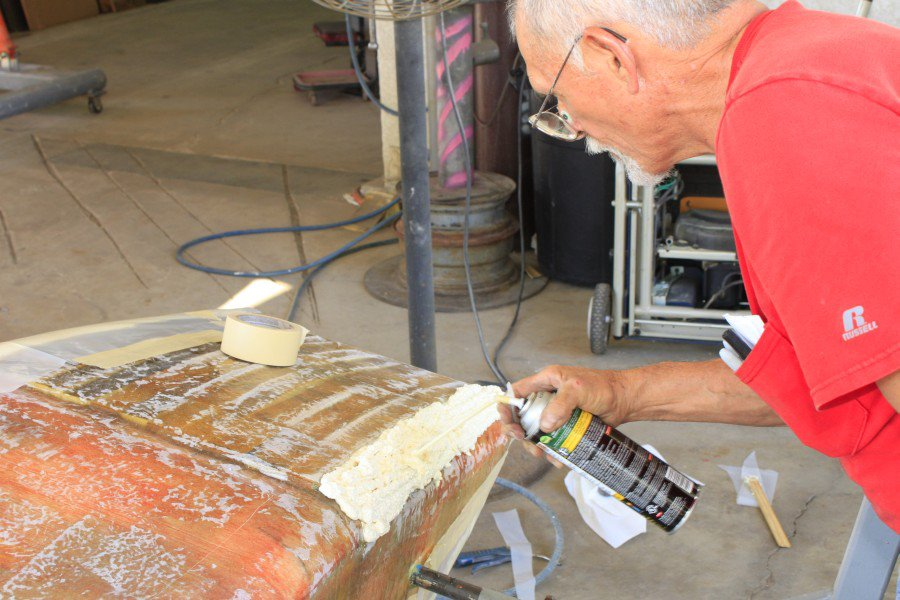 2012-08-01 07 body tooling spray foam tail section.jpg