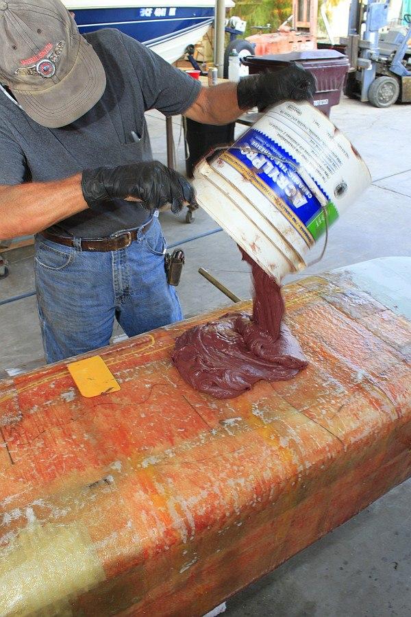 2012-08-06 05 body tooling polyester resin raspberry cake frosting.jpg