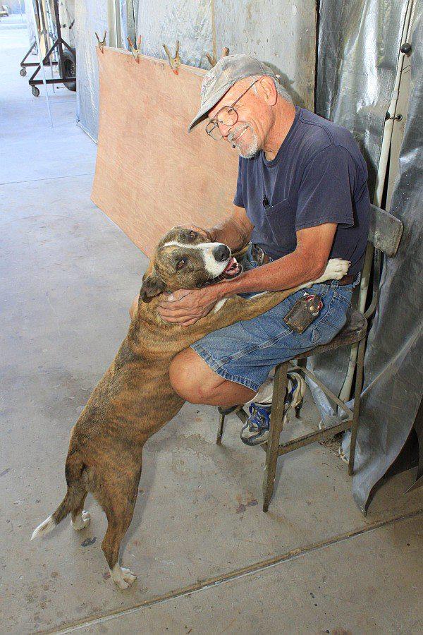 2012-08-27 23 Annie loves her dad.jpg