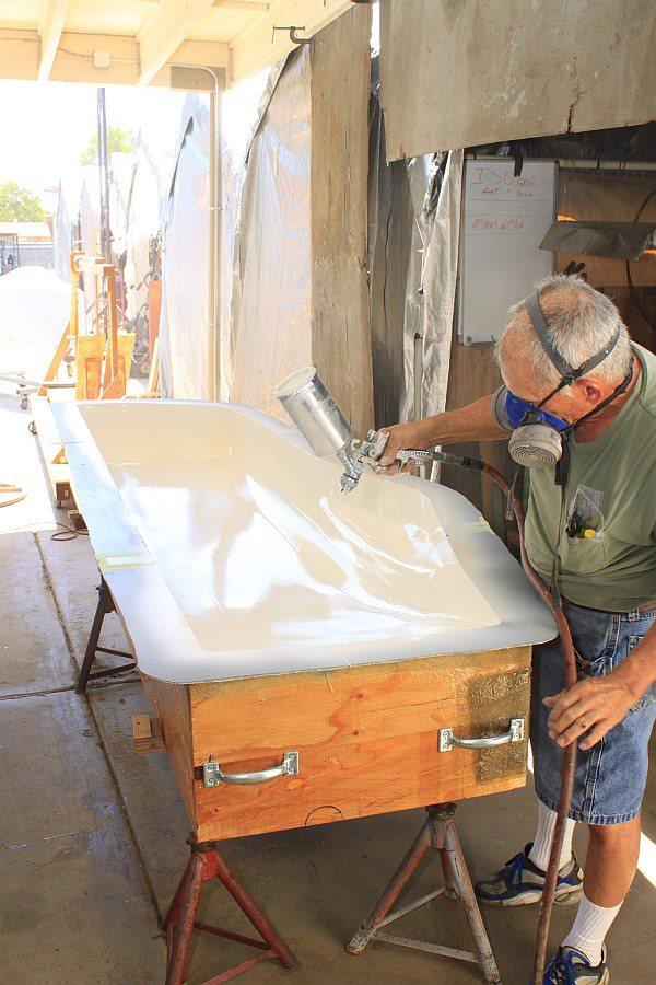2012-08-31 02 streamliner body gelcoat.jpg