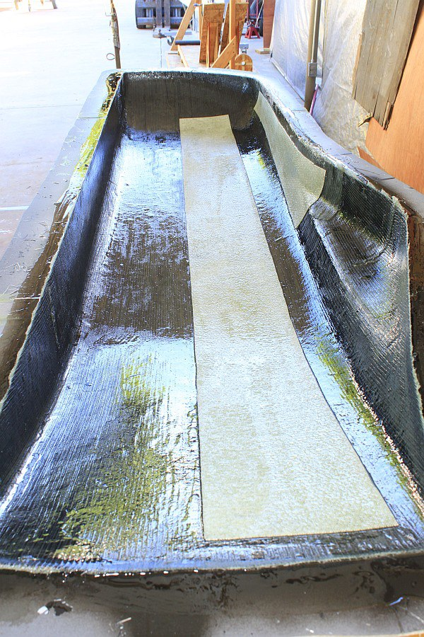 2012-08-31 13 streamliner body biaxial fiberglass 2mm core mat.jpg