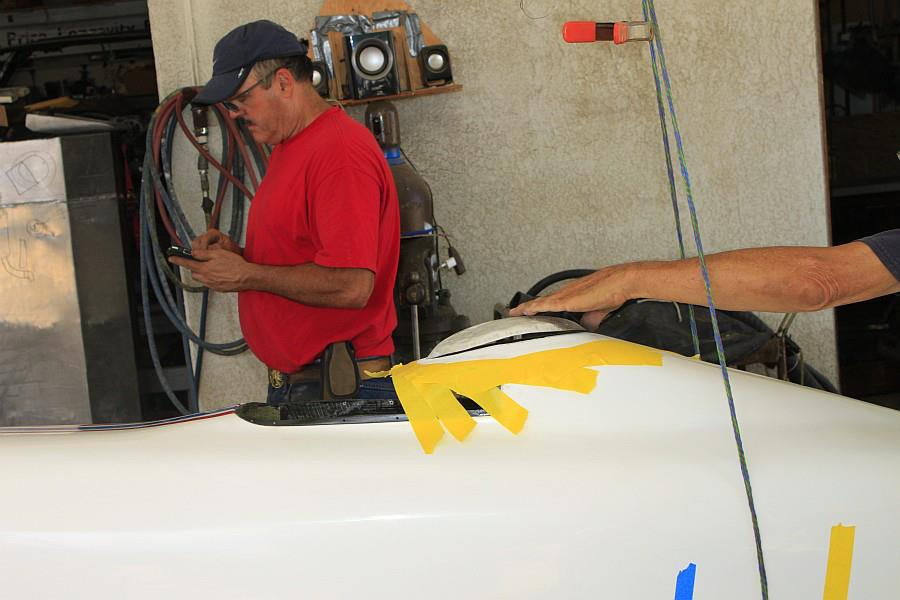 2012-09-07 05 streamliner body taller canopy.jpg