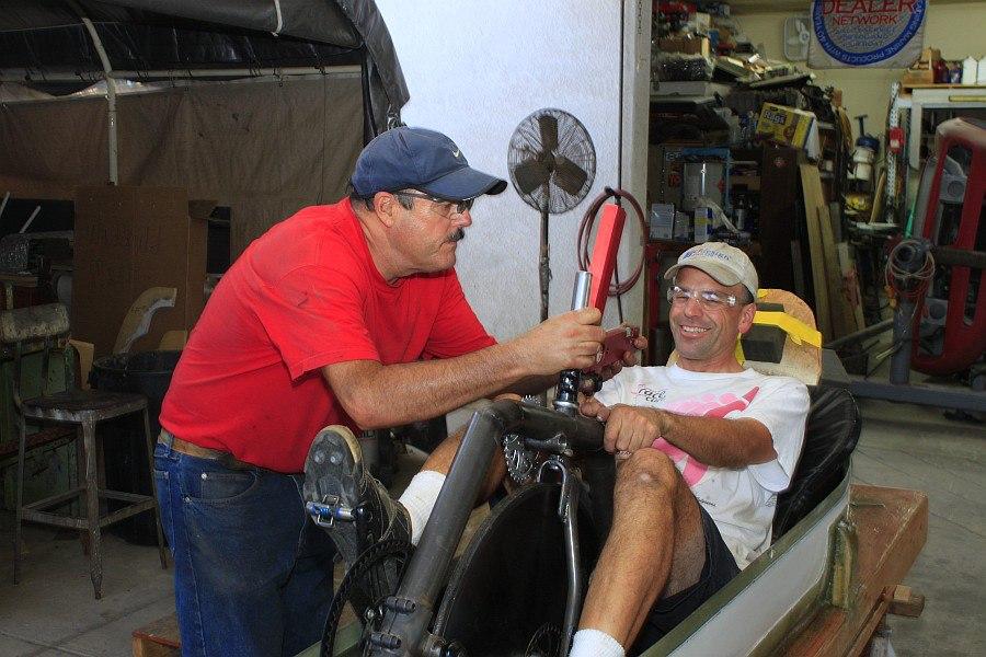 2012-09-07 21 fit check streamliner subframe in body.jpg