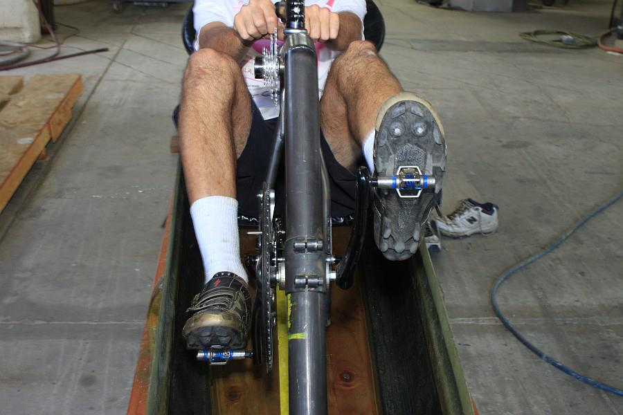 2012-09-07 22 fit check streamliner subframe in body.jpg