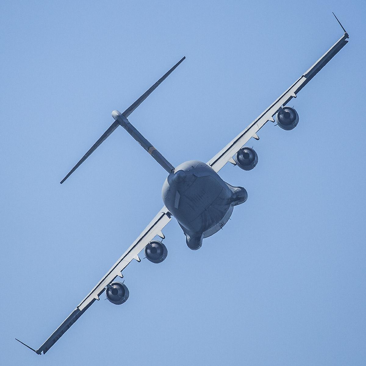 USAF Boeing C-17A Globemaster III