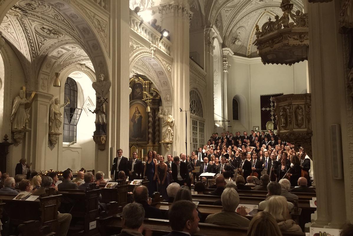 Konzert im Rahmen des Düsseldorf Festivals 2015