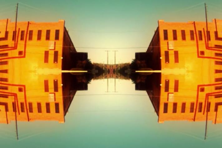 Deep Ellum: Kaleidoscope Bumper Ride