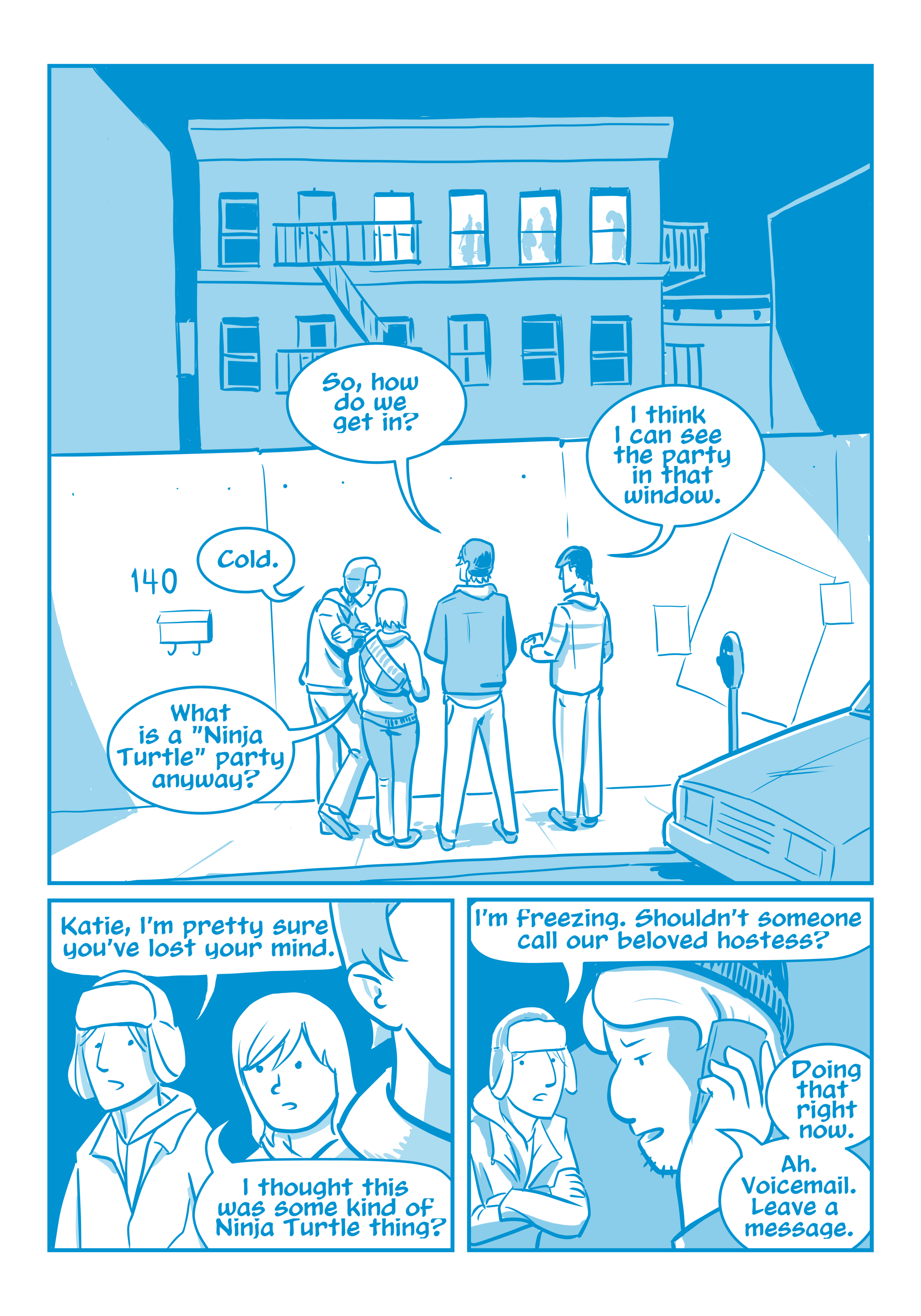 Oh, It's the End of the World - Part 5 - page 2