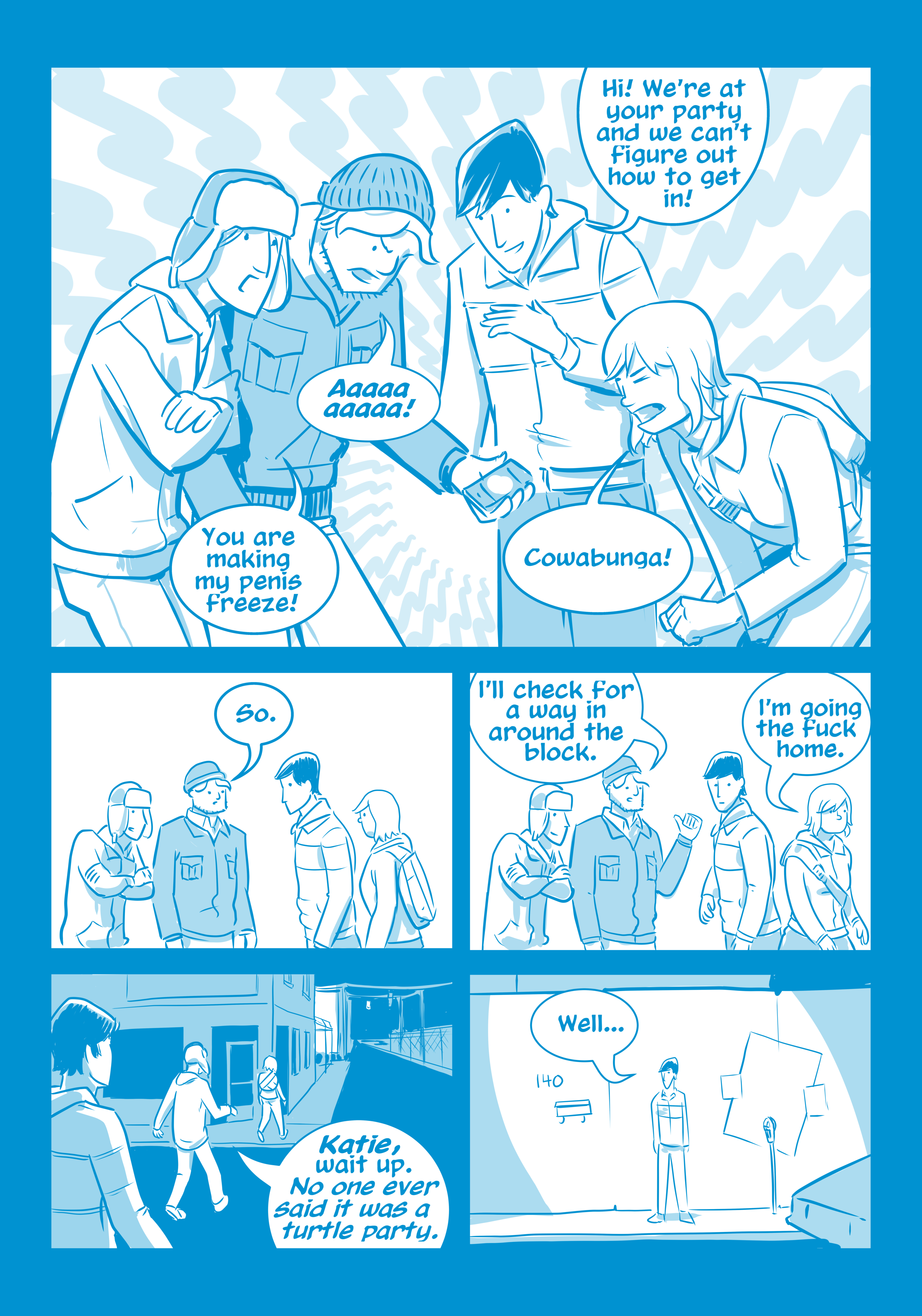 Oh, It's the End of the World - Part 5 - page 3