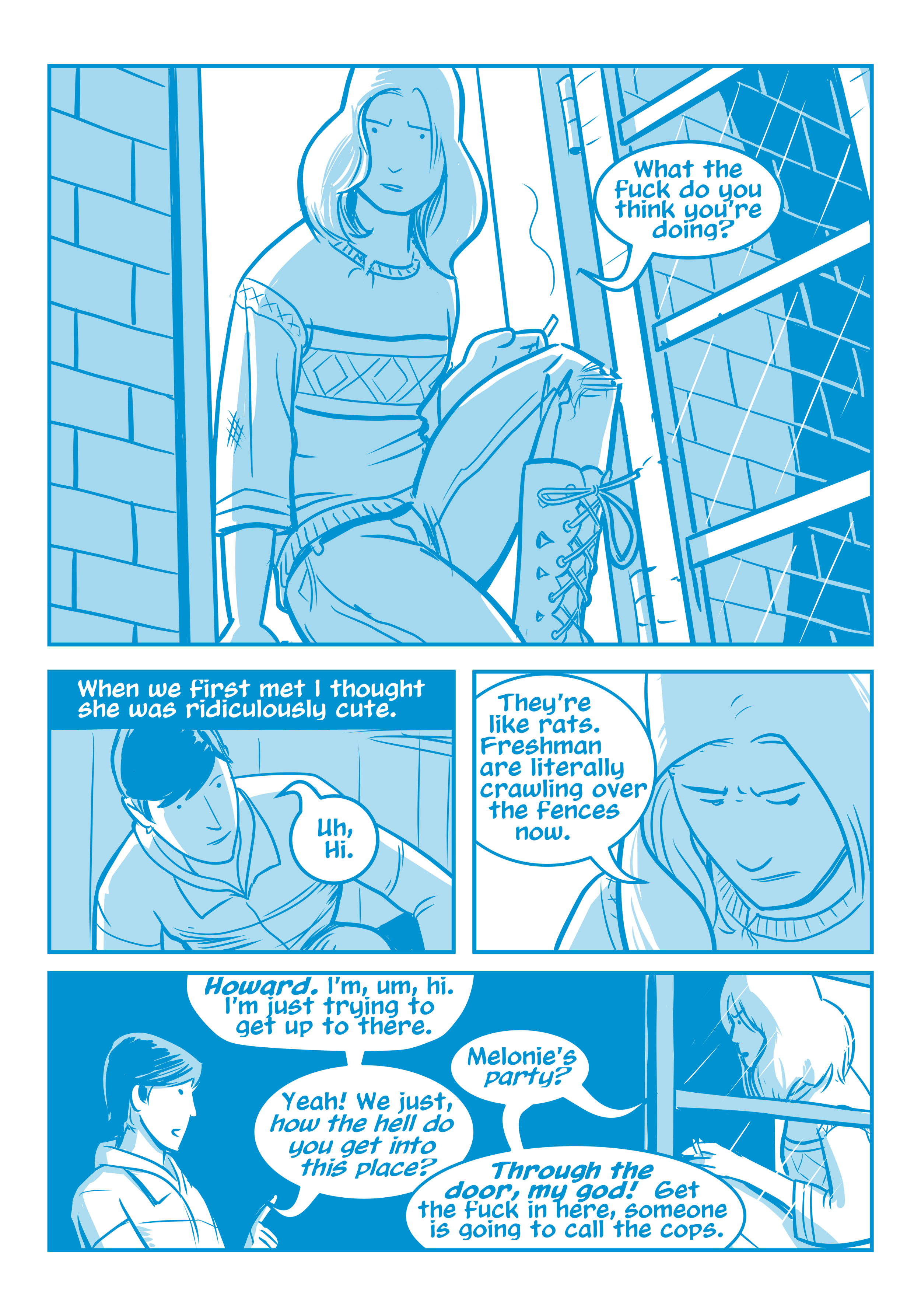 Oh, It's the End of the World - part 5 - page 6