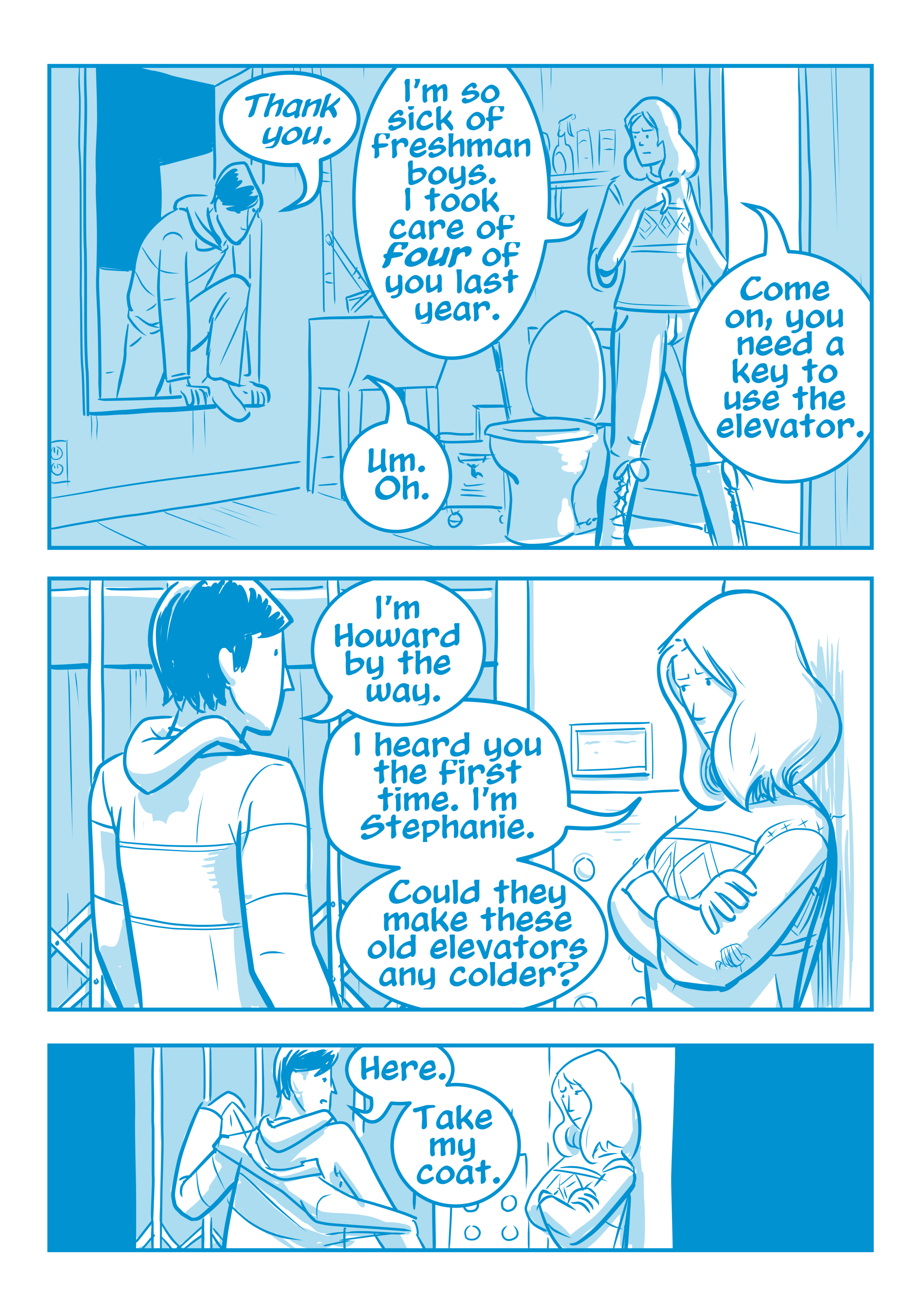 Oh, It's the End of the World - Part 5 - Page 7