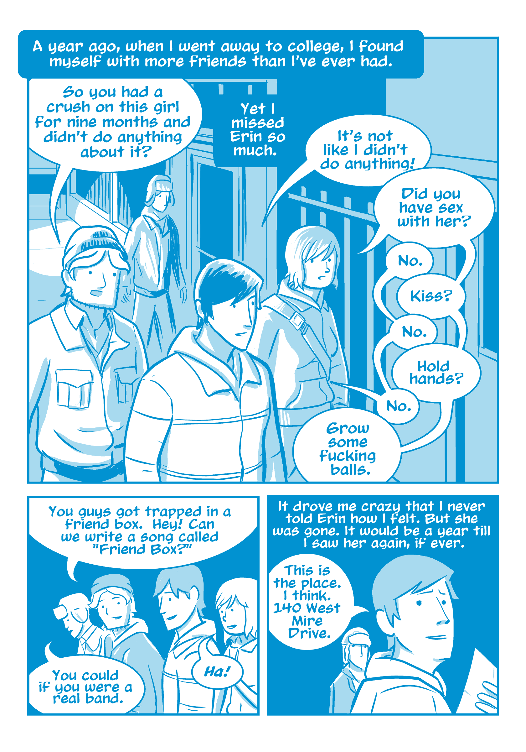 Oh, It's the End of the World - Part 5 - Page 1