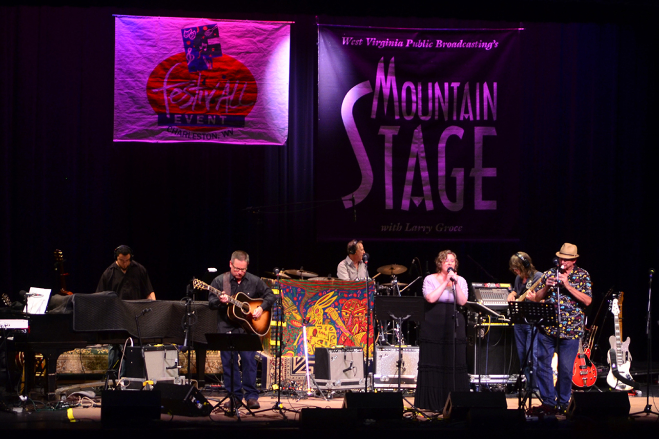 photo byBrian Blauser/Mountain Stage