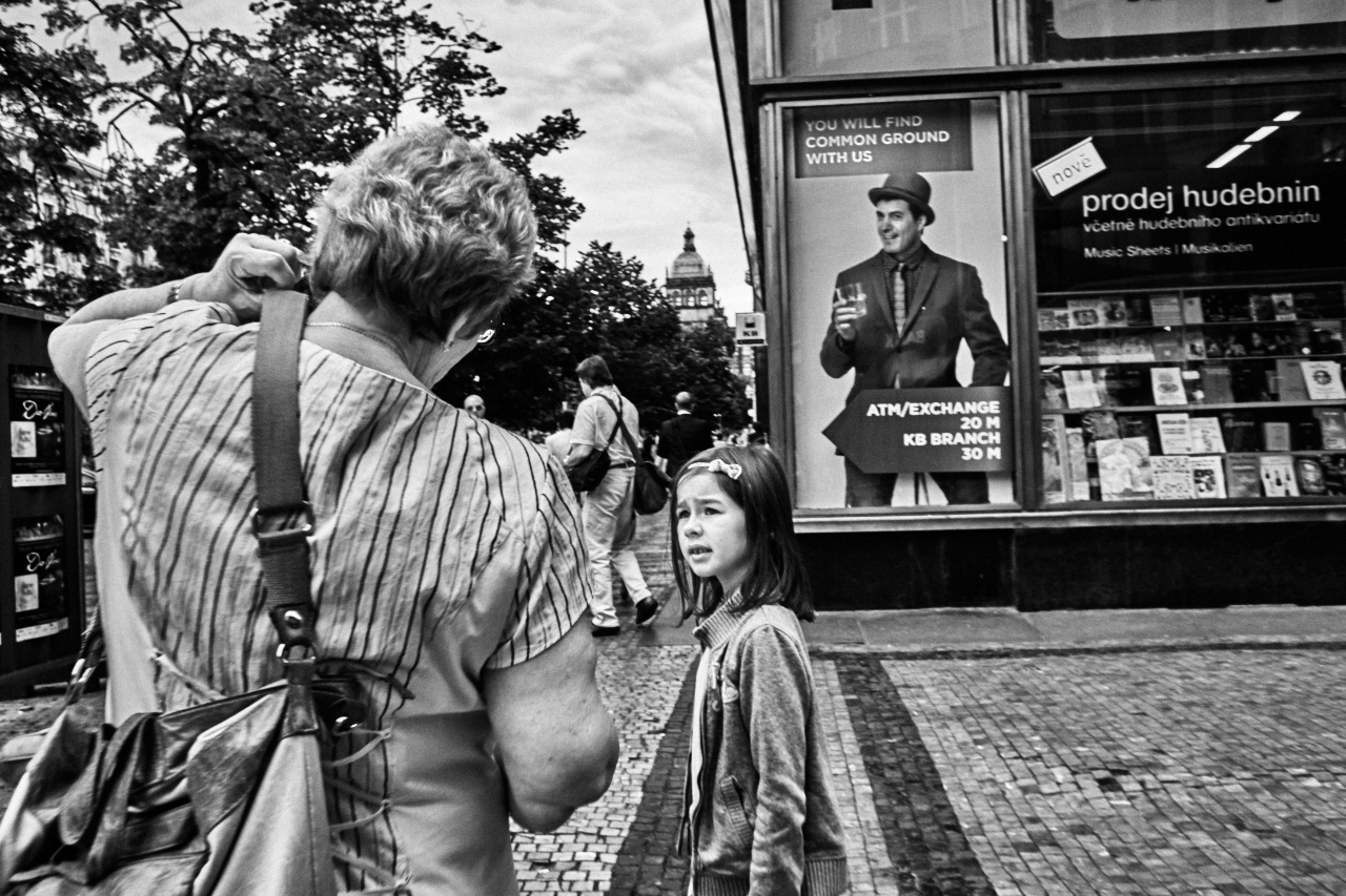 © Michal Fanta | Street Foto Prague - Untitled #32, 2015