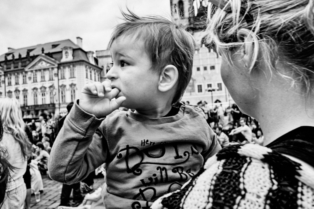 © Michal Fanta | Street Foto Prague - Untitled #42, 2015