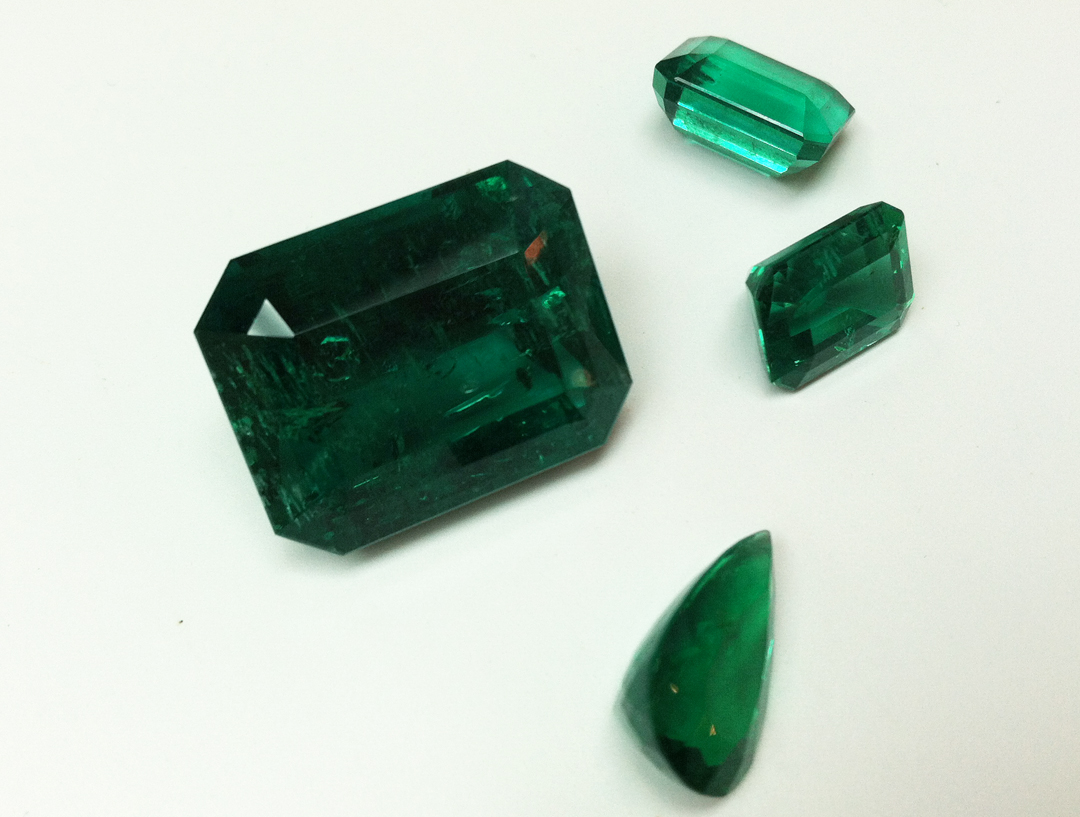 Brazilian emerald.