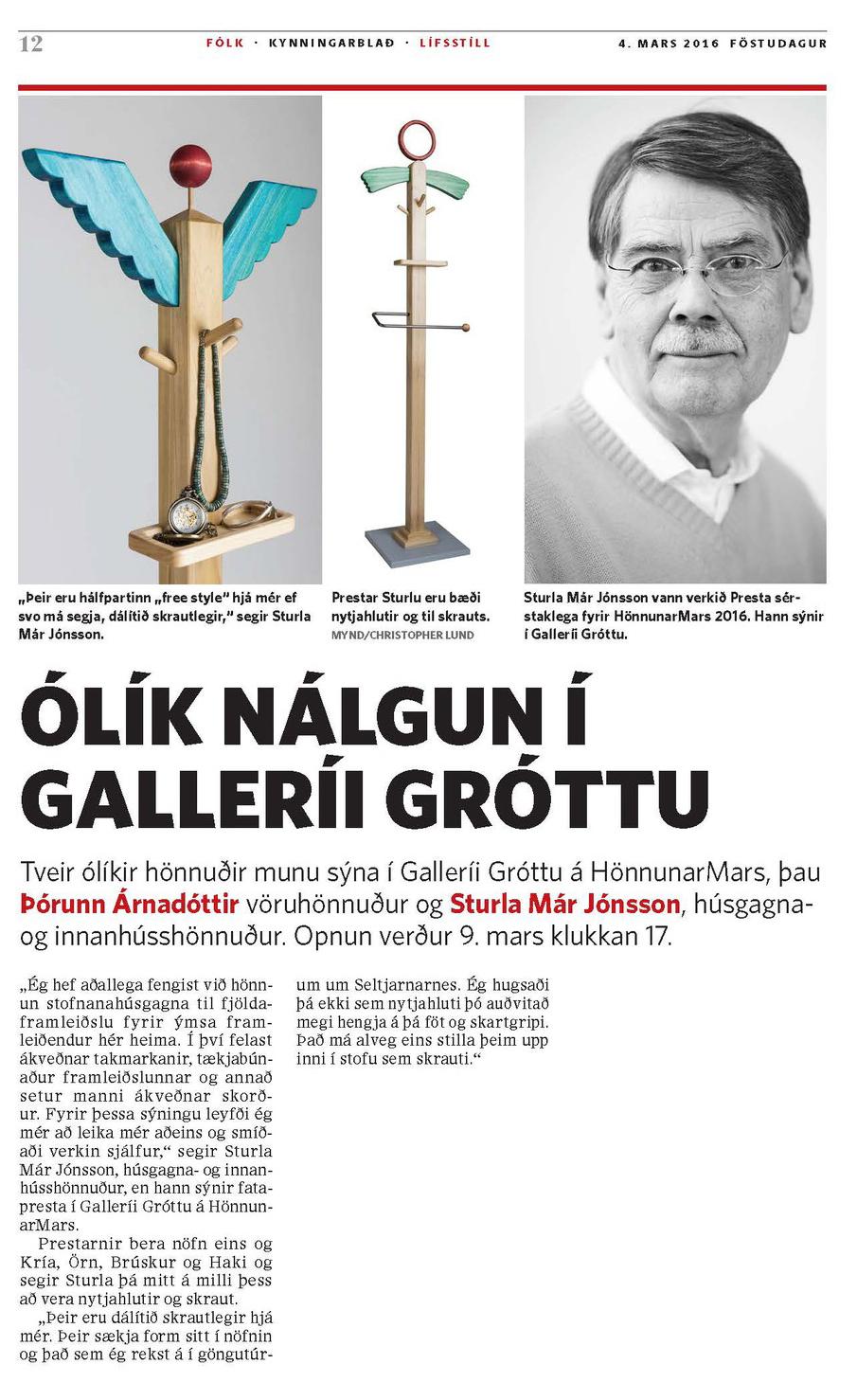 Fréttablaðið 2,3,2016