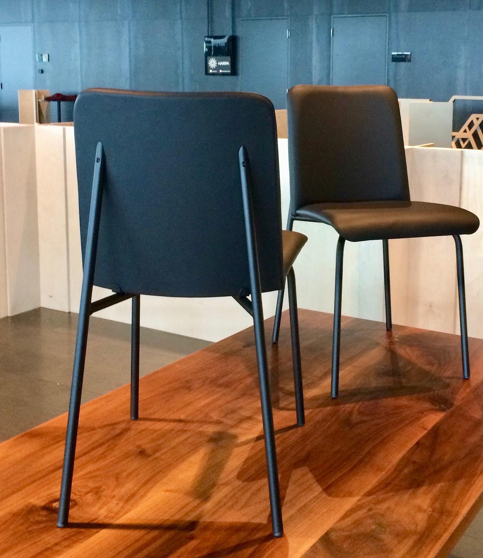 """New """"Elvar"""" chair for Sólóhúsgögn"""