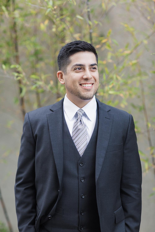 That's me, Miguel Delgado, Financial Planner.