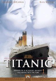 Titanic, Titanic movie review, Tracey Winning
