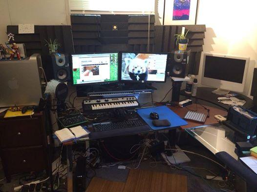 Reorganized my office. Still a mess.