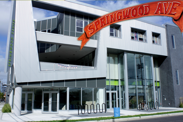 The new Springwood Center, where Kula Cafe will be housed is located on the West Side of Asbury Park on the corner of Atkins and Springwood Avenue.