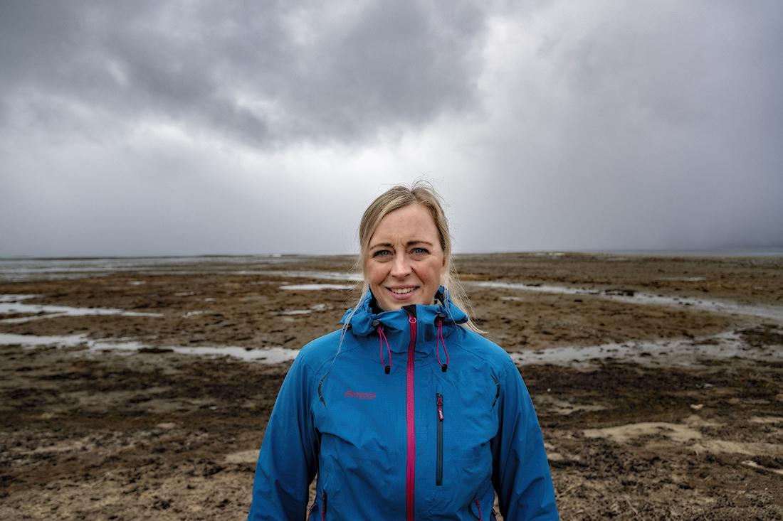 «Flytt til Svalbard, eller et sted med lite vegetasjon», sa legene. Den nye adressen ble Alta, Finnmarks største by med 20.000 innbyggere.