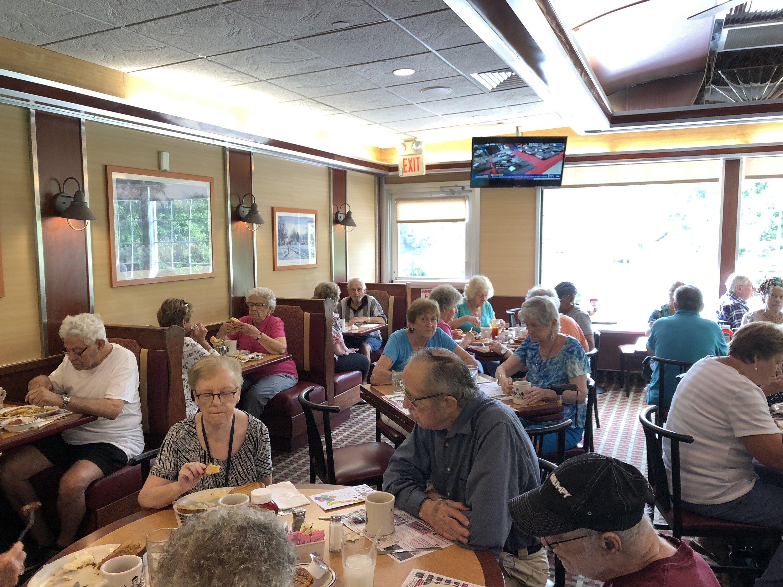 National Senior Citizens Day Celebration - August 21, 2019