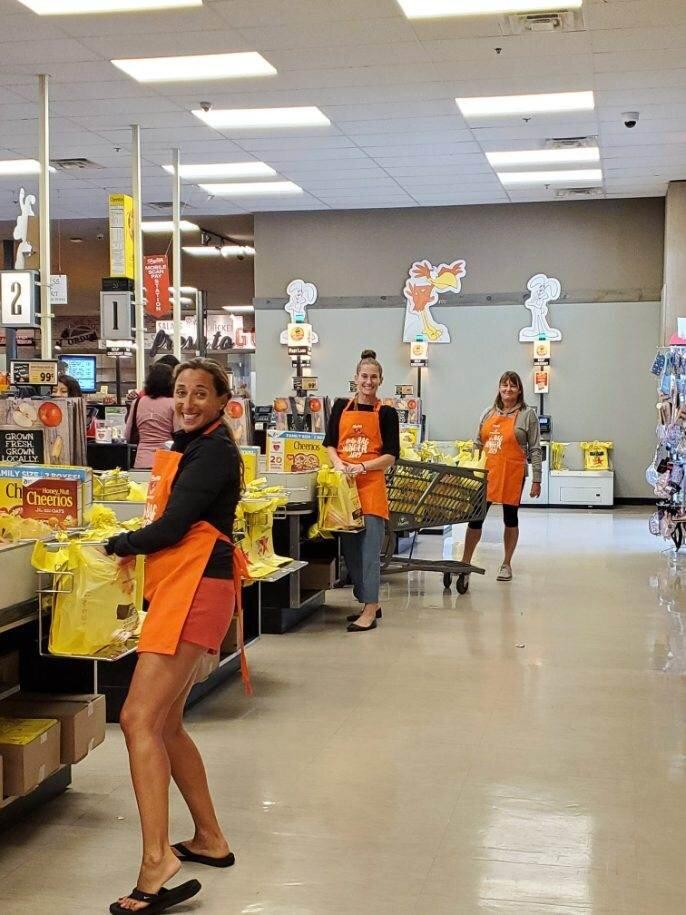 Helping Bag Hunger - ShopRite of Croton - 9/18/19