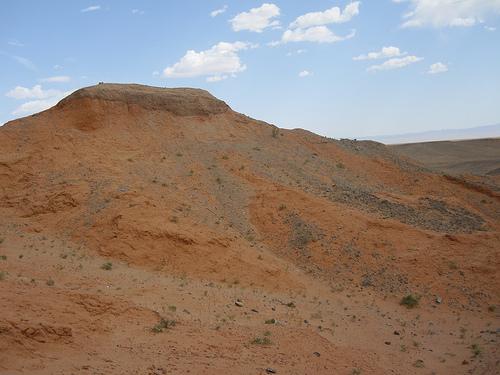 Death Row, Gobi Desert, Mongolia