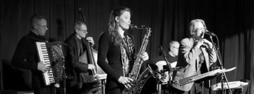 The Bonaventure Quartet featuring Amy Pike w/ 9 String Theory – April 20, 2013 – Red Light Café, Atlanta, GA