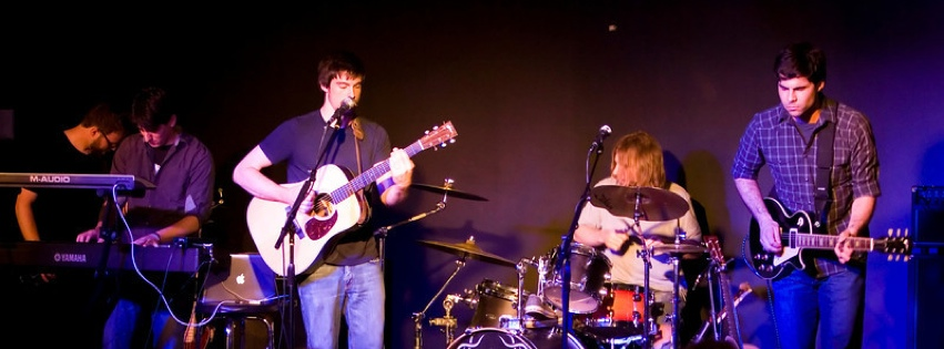 Jeff Shephard Band – April 21, 2013 – Red Light Café, Atlanta, GA